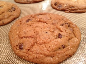 Chocolate Chip Cookies with Mix-ins