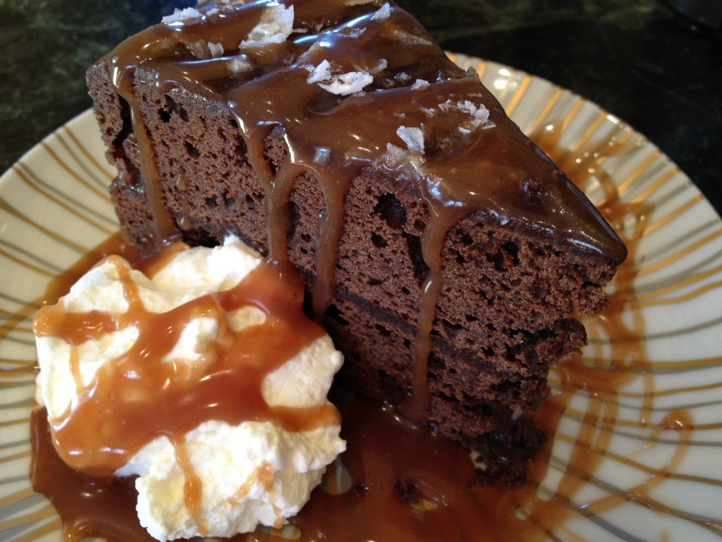 Chocolate Stout Recipe Moist Cake With Salted Whiskey Caramel Sauce ...
