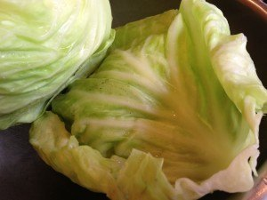 Recipe For Cabbage Rolls | Lamb Stuffed Cabbage Rolls