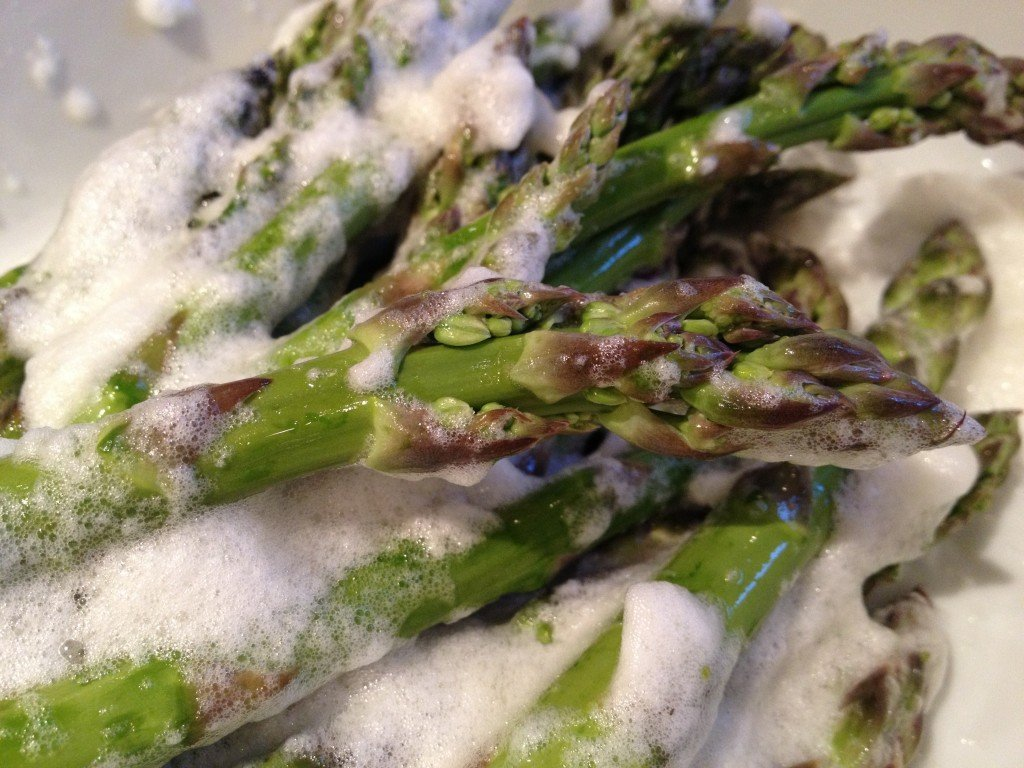 Baked Asparagus Recipe | Parmesan & Panko Encrusted | The Brown Lounge