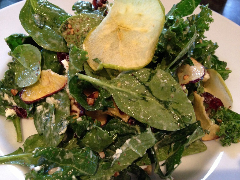 spinach-kale-and-apple-salad-recipe-6
